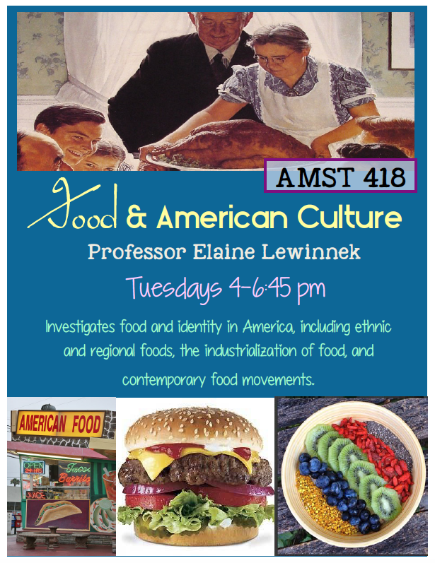 Food and American Culture