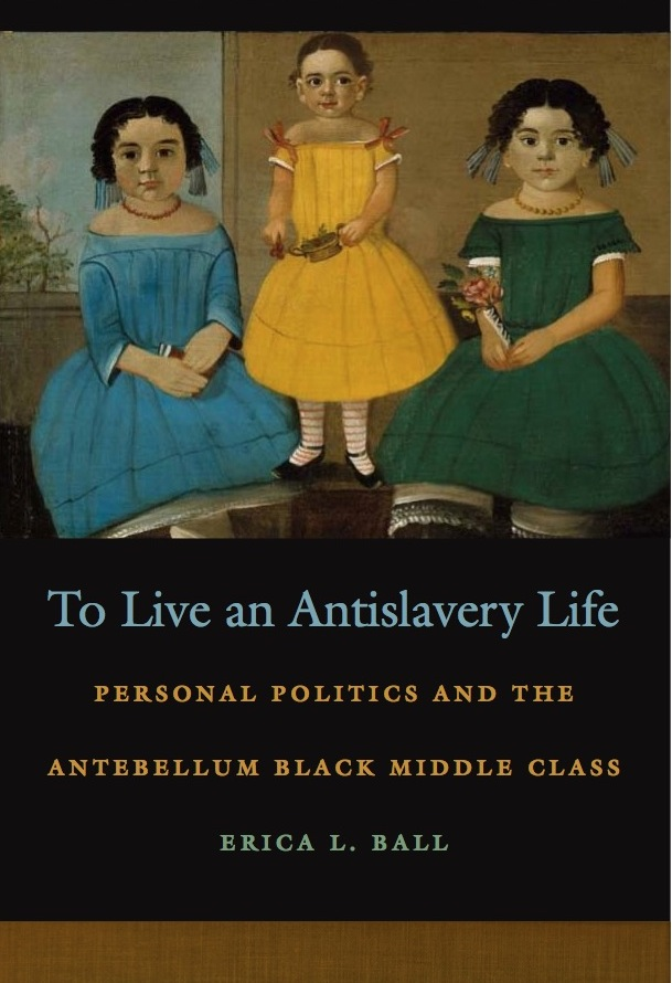 Cover of To Live an Antislavery Life